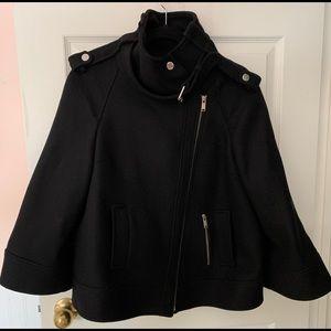 Zara - Cape Coat 🖤